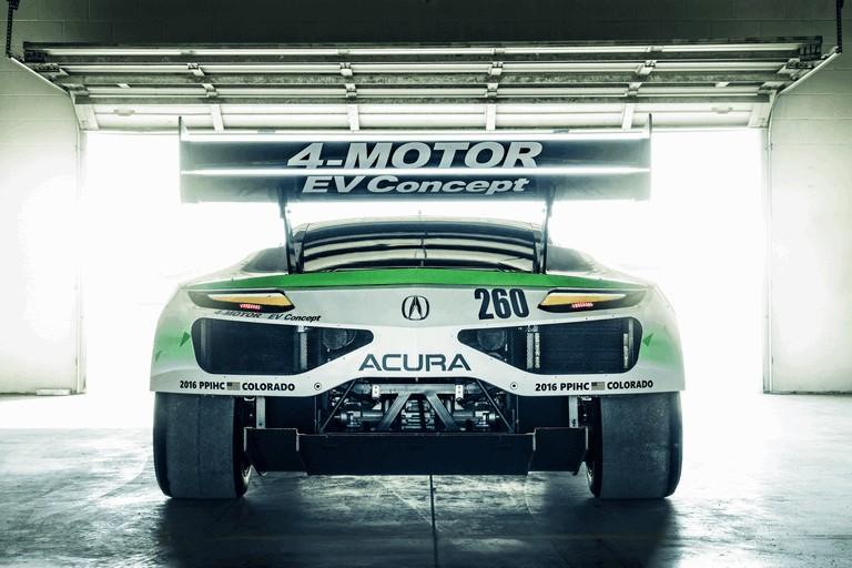 2016 Acura EV Pikes Peak concept 448395