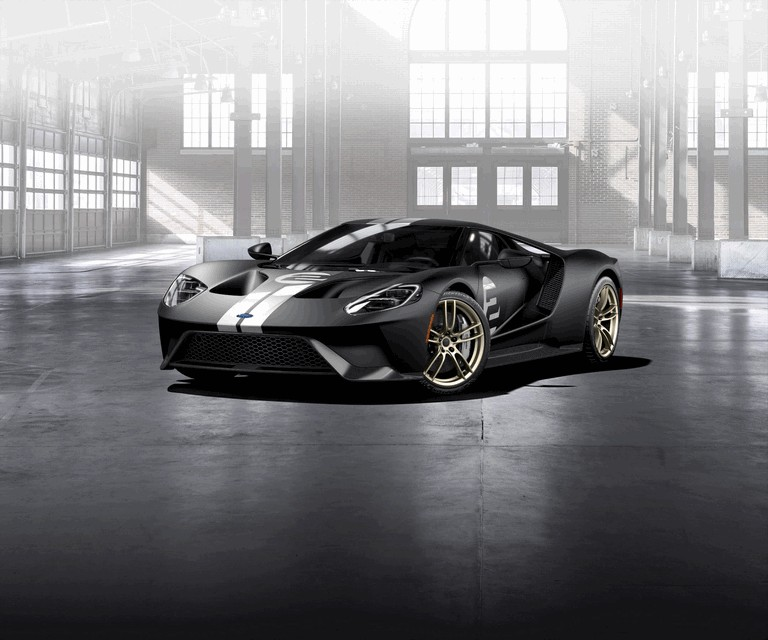 2017 Ford GT 66 Heritage Edition 448818