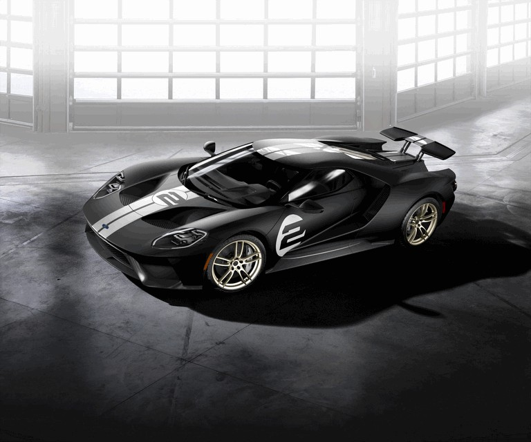 2017 Ford GT 66 Heritage Edition 448820