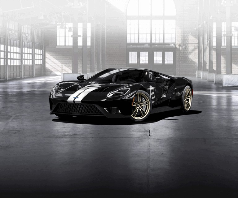 2017 Ford GT 66 Heritage Edition 448821