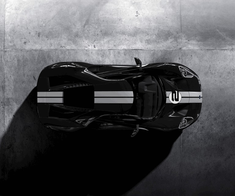 2017 Ford GT 66 Heritage Edition 448822