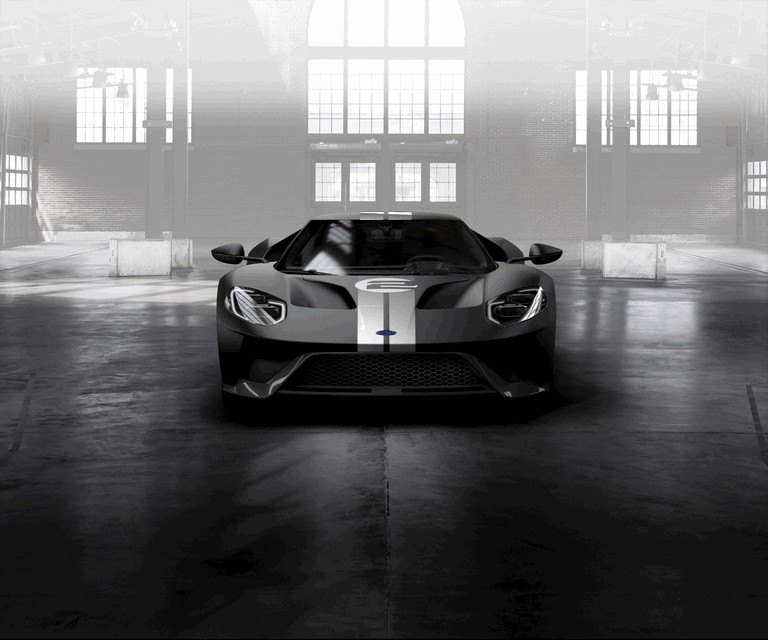 2017 Ford GT 66 Heritage Edition 448824