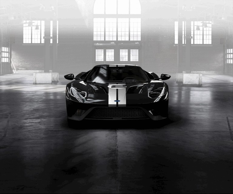 2017 Ford GT 66 Heritage Edition 448825