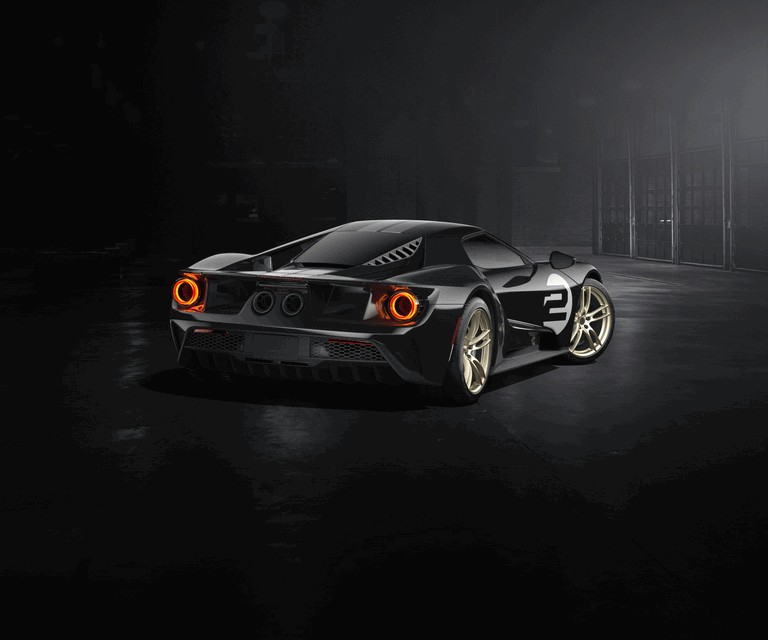 2017 Ford GT 66 Heritage Edition 448826