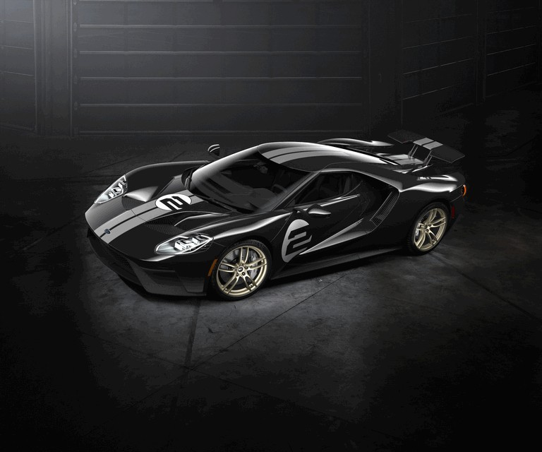 2017 Ford GT 66 Heritage Edition 448827