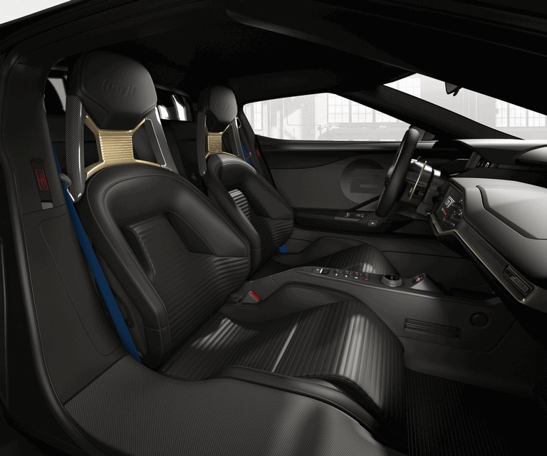 2017 Ford GT 66 Heritage Edition 448829