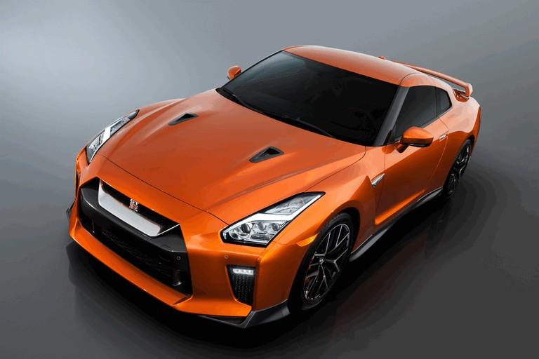 2017 Nissan GT-R ( R35 ) 448569