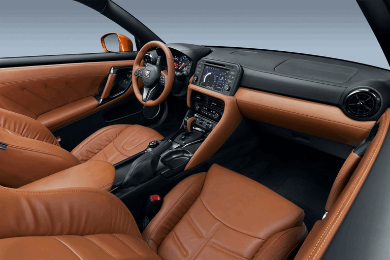 2017 Nissan GT-R ( R35 ) 448579