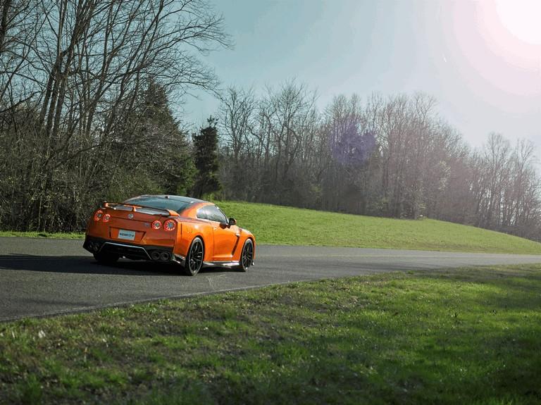 2017 Nissan GT-R ( R35 ) 448589