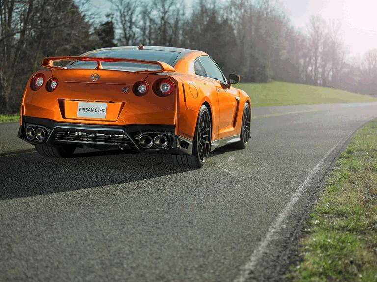 2017 Nissan GT-R ( R35 ) 448601