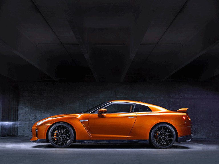 2017 Nissan GT-R ( R35 ) 448609