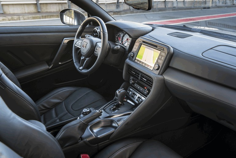 2017 Nissan GT-R ( R35 ) 448635