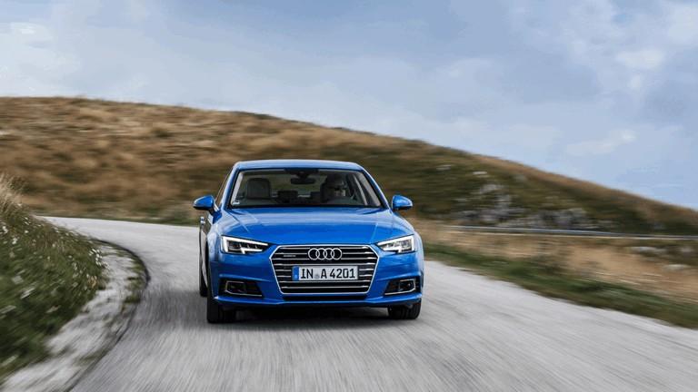 2017 Audi A4 TFSI quattro - EU version 448666