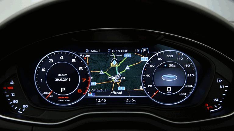 2017 Audi A4 TFSI quattro - EU version 448670