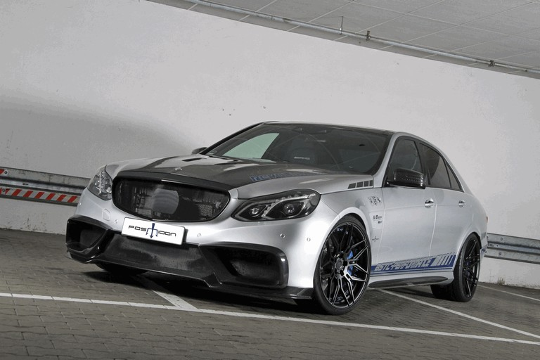 2016 Posaidon RS 850 ( based on Mercedes-Benz E 63 AMG W212 ) 448900