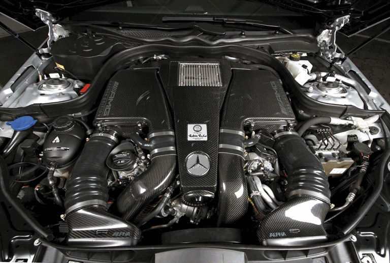2016 Posaidon RS 850 ( based on Mercedes-Benz E 63 AMG W212 ) 448917