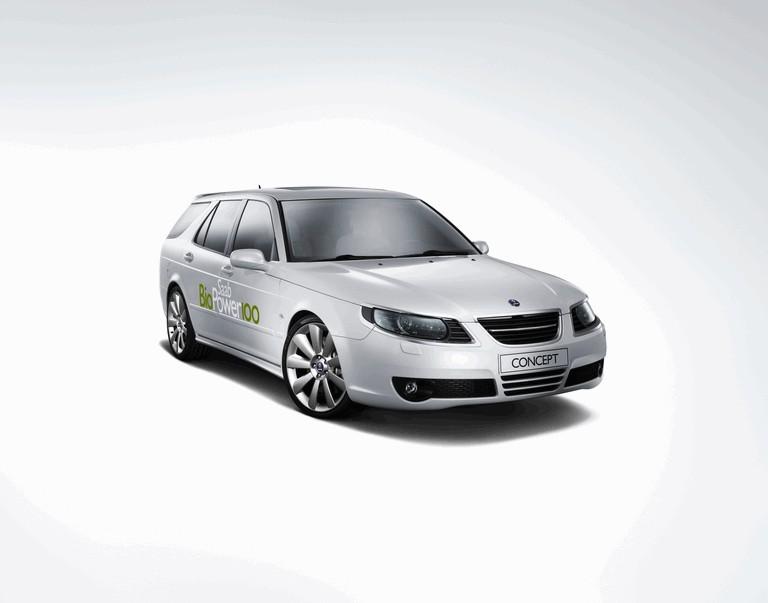 2007 Saab 9-5 SportCombi BioPower 100 concept 224712