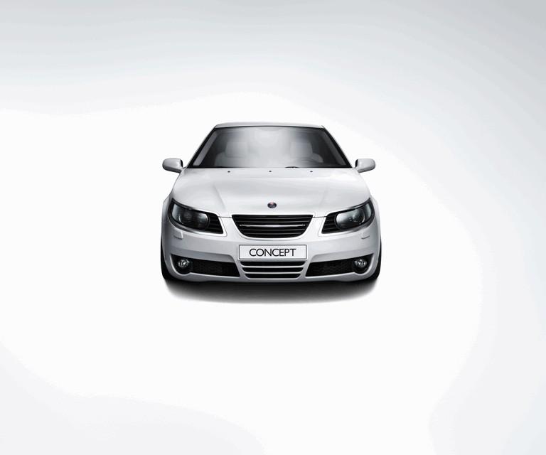 2007 Saab 9-5 SportCombi BioPower 100 concept 224715