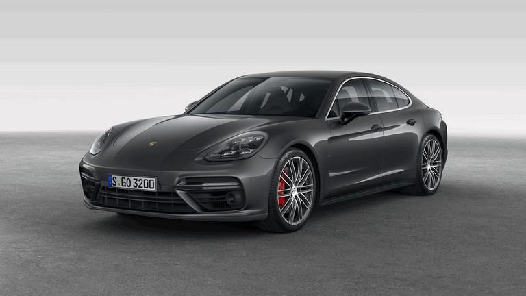 2016 Porsche Panamera Turbo 449369