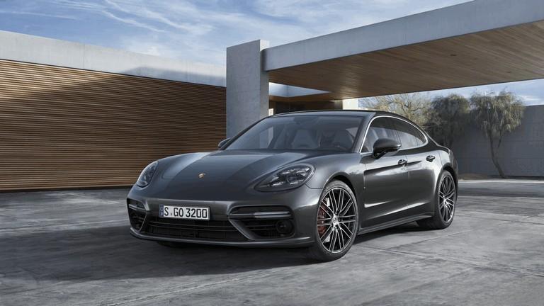 2016 Porsche Panamera Turbo 449371