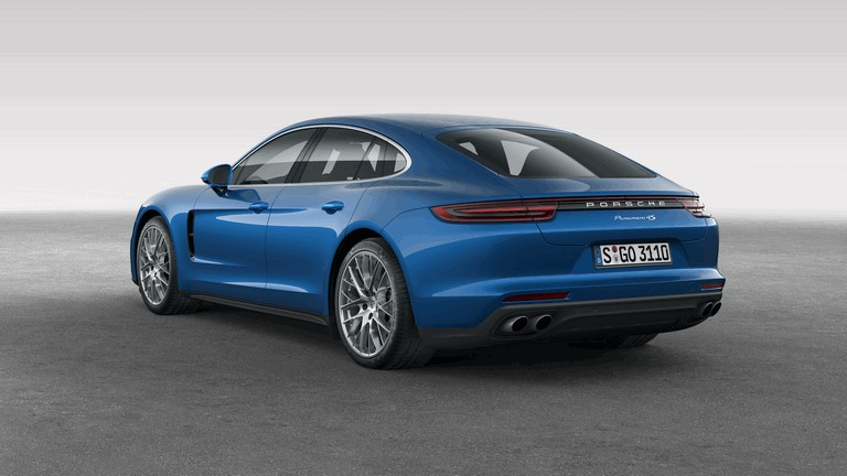 2016 Porsche Panamera 4S 449393
