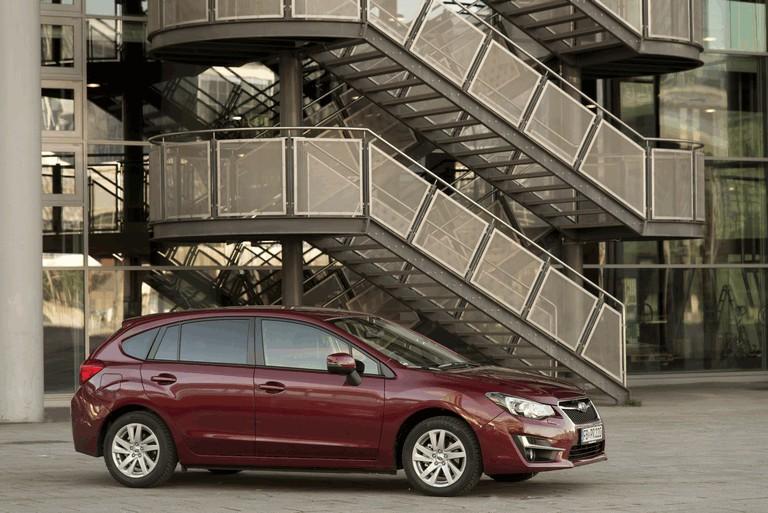 2016 Subaru Impreza 2.0i comfort 449530