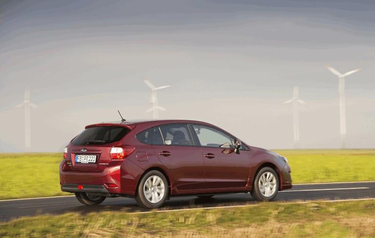 2016 Subaru Impreza 2.0i comfort 449549