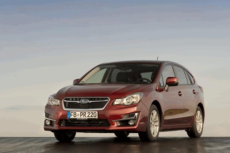 2016 Subaru Impreza 2.0i comfort 449552