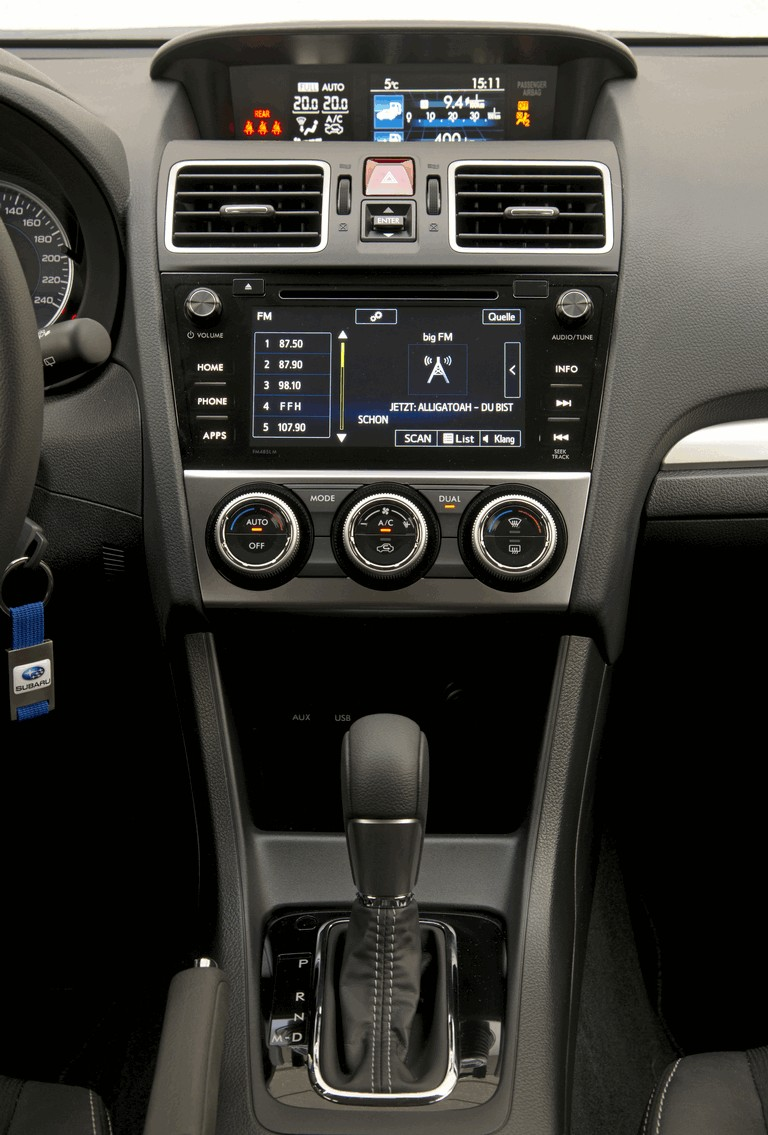 2016 Subaru Impreza 2.0i comfort 449574
