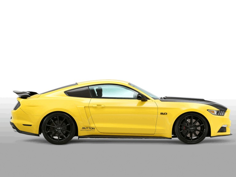 2016 Ford Mustang Clive Sutton CS700 450005