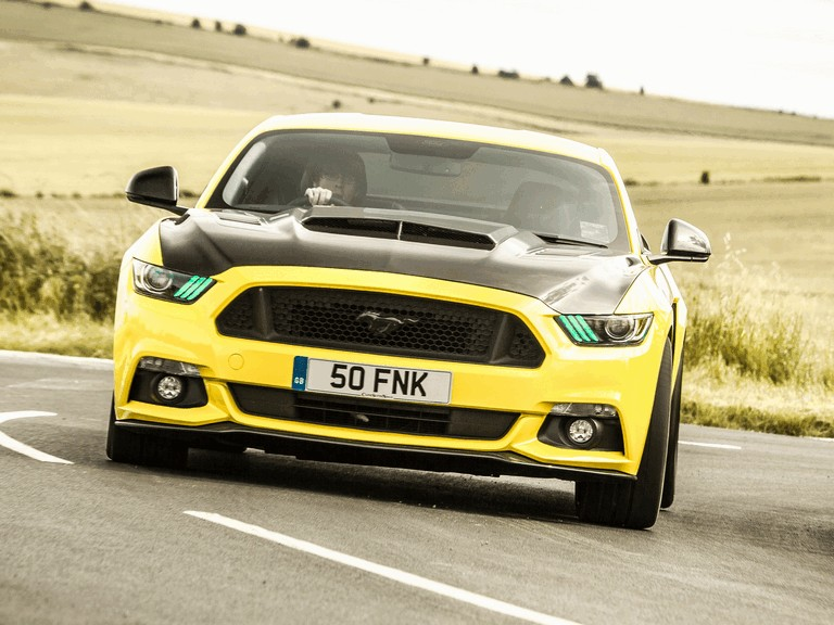 2016 Ford Mustang Clive Sutton CS700 450010