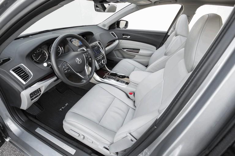 2017 Acura TLX L4 450211