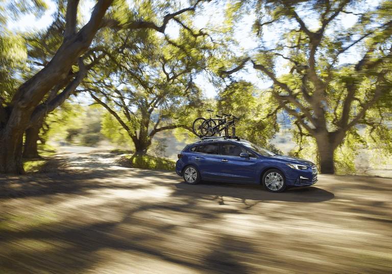 2017 Subaru Impreza 5-door - USA version 450255
