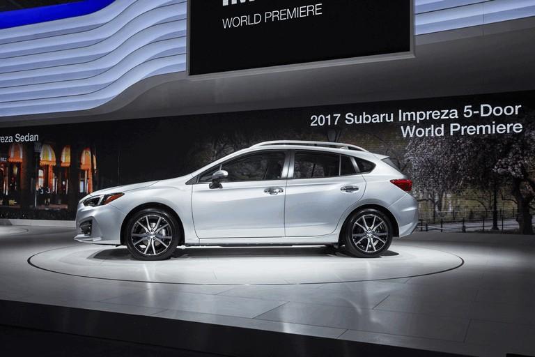 2017 Subaru Impreza 5-door - USA version 450261