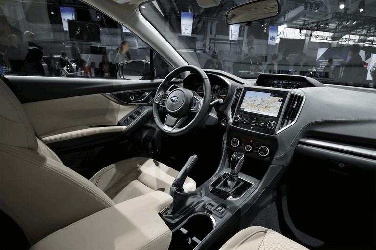 2017 Subaru Impreza 5-door - USA version 450271