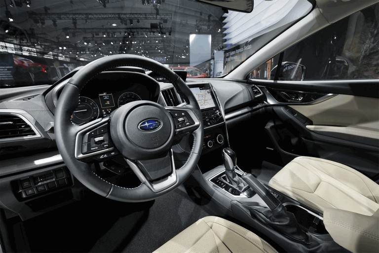 2017 Subaru Impreza 5-door - USA version 450272