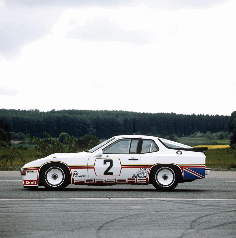 1980 Porsche 924 Carrera GT - Le Mans 24 Hours 450309