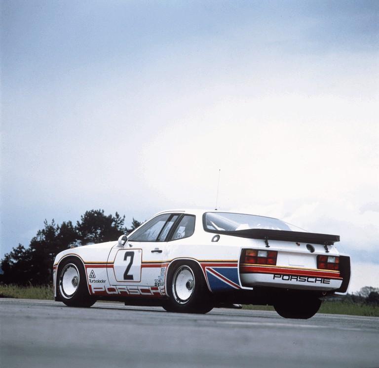 1980 Porsche 924 Carrera GT - Le Mans 24 Hours 450310