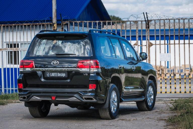 2016 Toyota Land Cruiser by Larte Design 450321