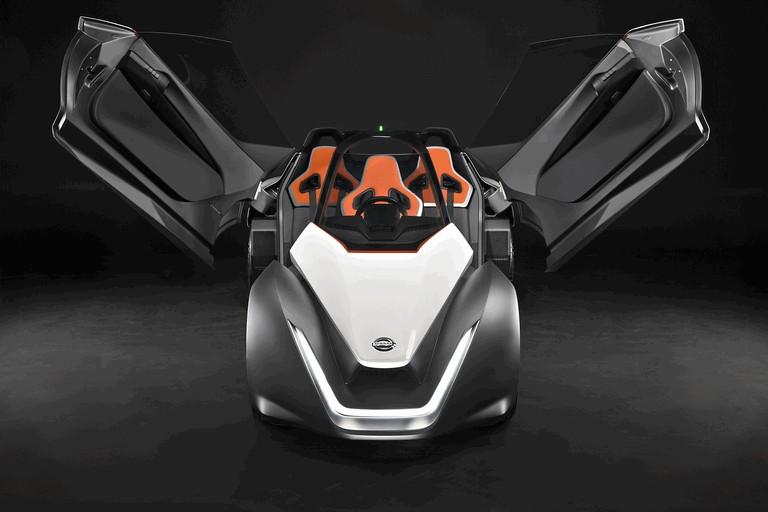 2016 Nissan BladeGlider concept 450560