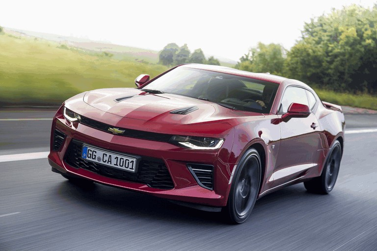 2017 Chevrolet Camaro Europe Version 450772 Best Quality Free