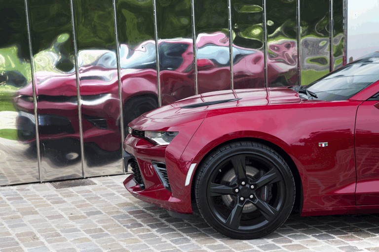 2017 Chevrolet Camaro Europe Version 450781 Best Quality Free