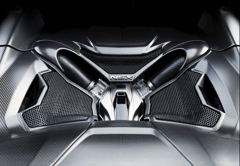 2017 Acura NSX 450990