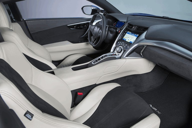 2017 Acura NSX 450991