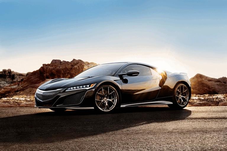 2017 Acura NSX 450995