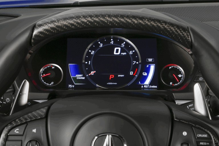 2017 Acura NSX 451011