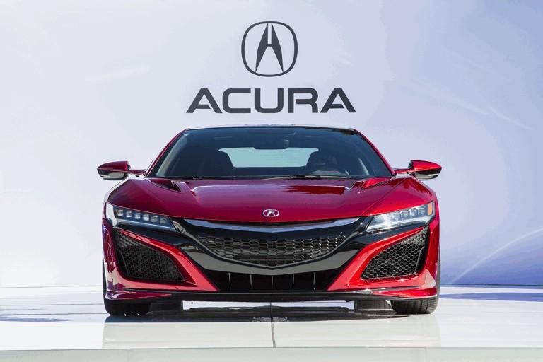 2017 Acura NSX 451026