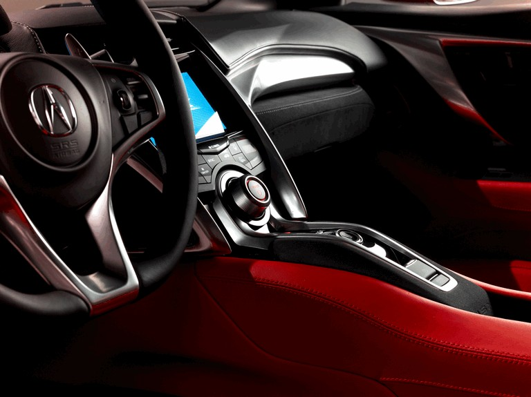 2017 Acura NSX 451095