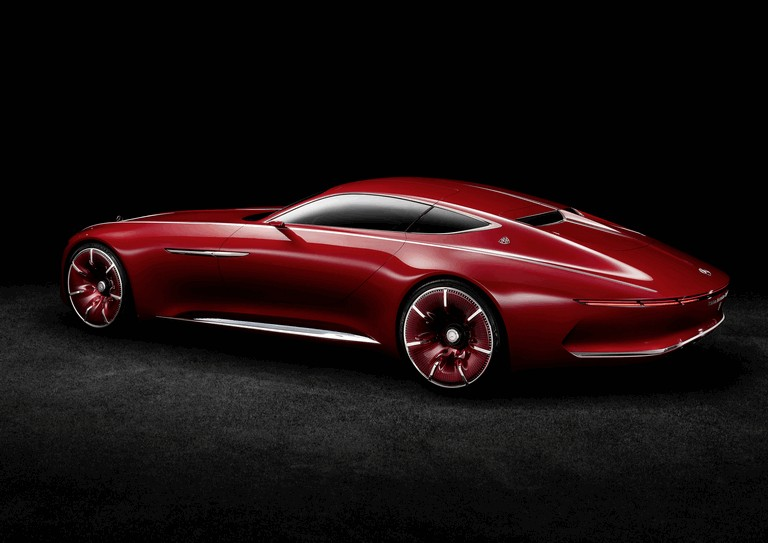 2016 Mercedes-Maybach 6 vision 451335