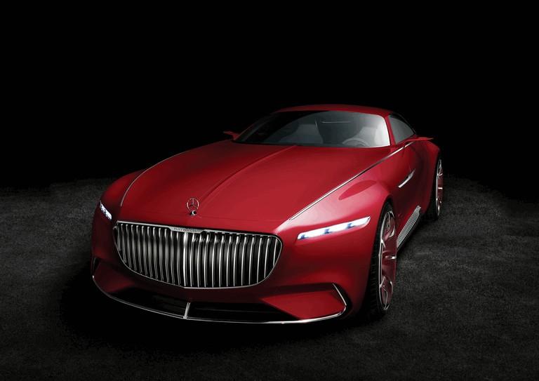 2016 Mercedes-Maybach 6 vision 451336